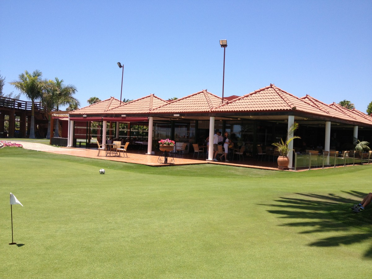 golf club el faro maspalomas