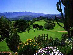 Real club de golf las palmas gran canaria